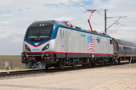 Amtrak Cities Sprinter - © Siemens AG